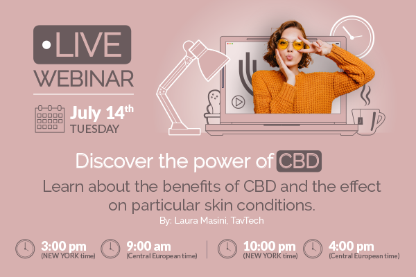 Discover the power of CBD