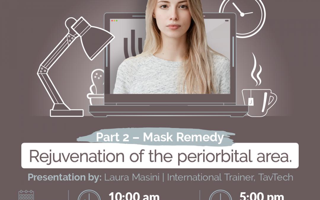 Rejuvination of the Periorbital Area